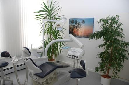 roberto goldner Behandlungszimmer