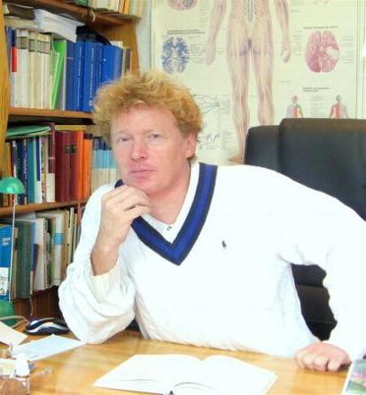 Hendrik Balzer Portrait