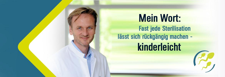 dr martin petsch refertilisierung sterilisation rueckgaengig machn