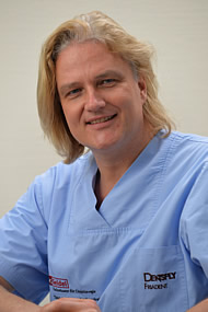 dr. med. dent. frank seidel porträt