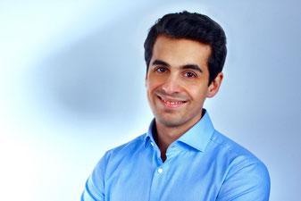 dr. shayan assadi portrait