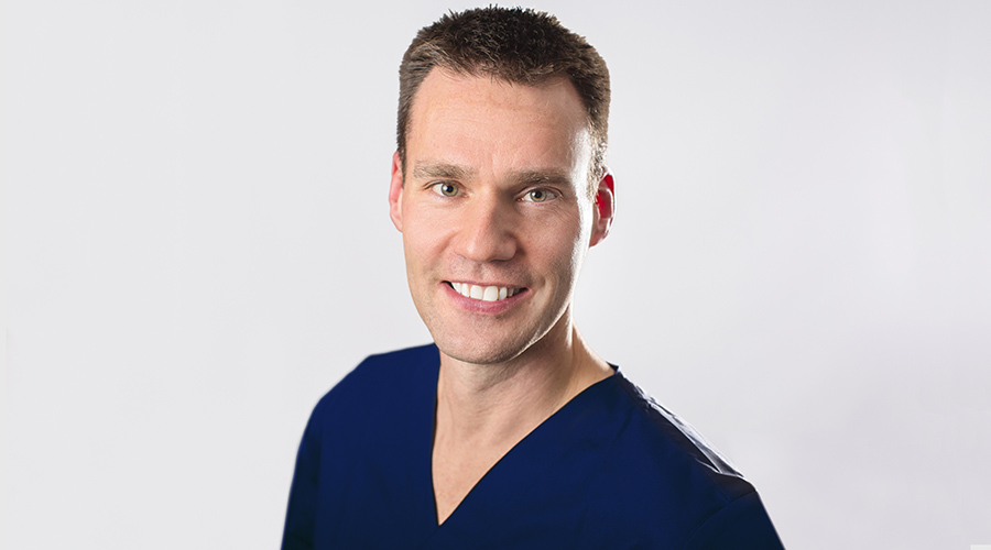 dr. hans ulrich brauer portrait